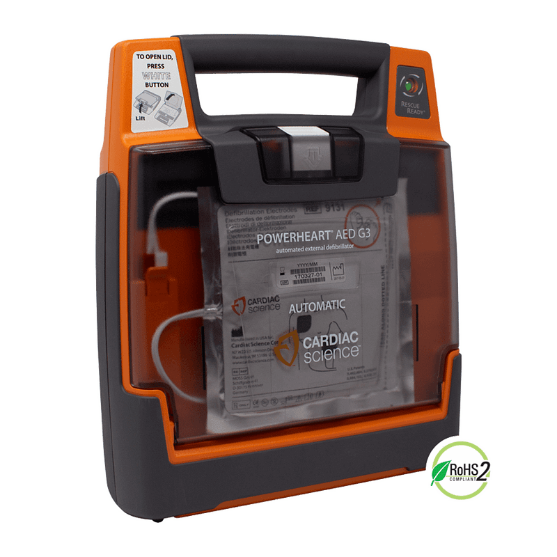 Powerheart G3 Elite AED