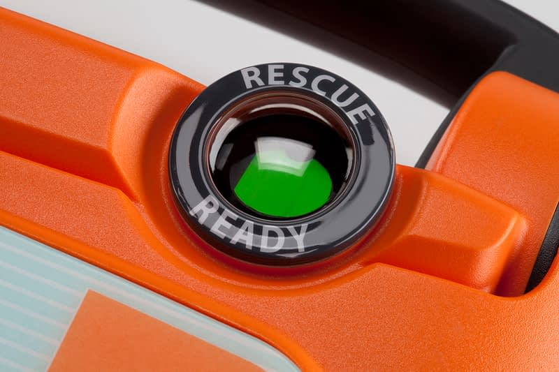 Powerheart G5 AED mit Rescue Ready